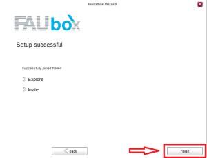 Faubox_Synchronize a shared folders 4